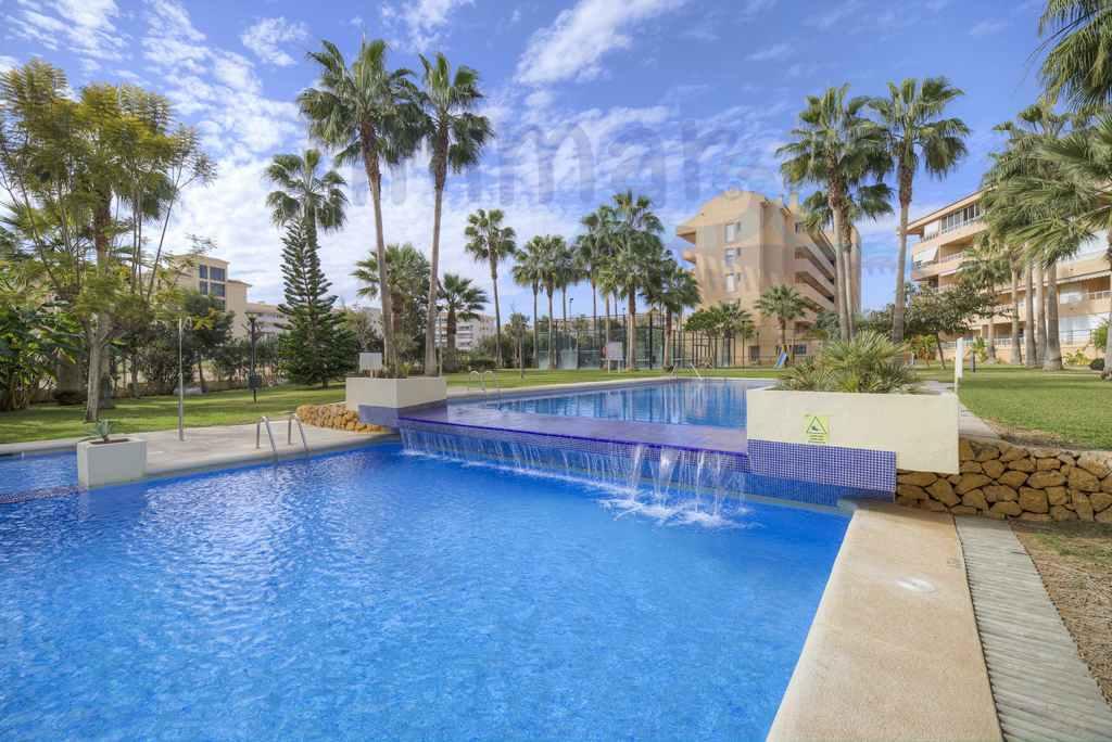 Apartamentos de alquiler en El Albir